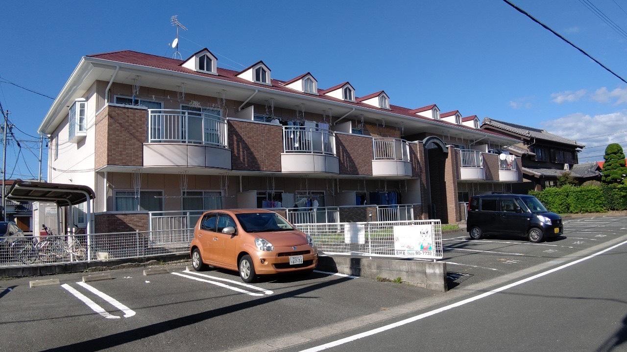 豊川市 アパート完工確認